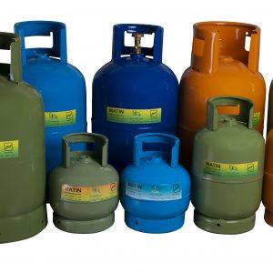 LPG Cylinders, Matin Gheteh Asia